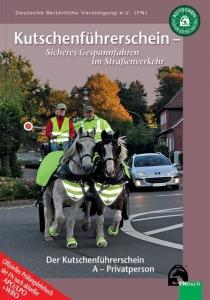 Kutschenführerschein - Sicheres Gespannfahren im Straßenverkehr