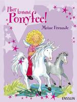 Ponyfee Eintragebuch -  Meine Freunde