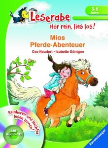 Mias Pferde-Abenteuer (Leserabe)