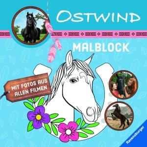 Ostwind -Malblock