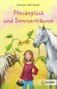 Pferdeglück und Sommerträume, Taschenbuch