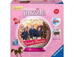 Der Sattelclub: Puzzleball