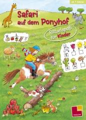 Rätselspaß: Safari auf dem Ponyhof