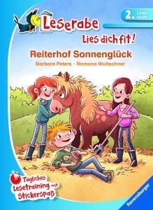 Reiterhof Sonnenglück (Leserabe)
