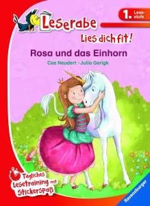 Rosa und das Einhorn (Leserabe)