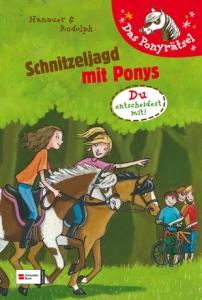 Das Ponyrätsel Band 02 - Schnitzeljagd mit Ponys
