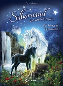 Silberwind das weiße Einhorn, Band 8 -Der Schatz im Einhornwald