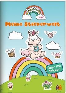 Theodor & Friends - Meine Stickerwelt