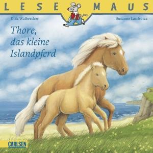 Lesemaus Band 88: Thore, das kleine Islandpferd