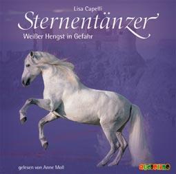 Sternentänzer: Weißer Hengst in Gefahr  (CD)