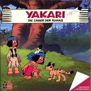 Yakari. Maxi-Spaß - Die Jäger des Pumas