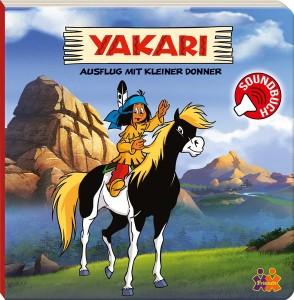 Yakari - Ausflug mit kleiner Donner