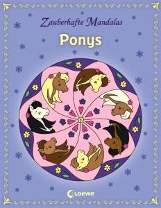 Zauberhafte Mandalas - Ponys