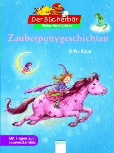 Der Bücherbär: Zauberponygeschichten