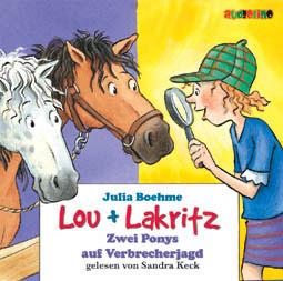 Lou + Lakritz: Zwei Ponys auf Verbrecherjagd (CD)
