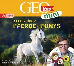 Alles über Pferde und Ponys (CD)
