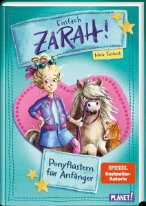 Einfach Zarah! - Bd. 01 - Ponyflüstern für Anfänger