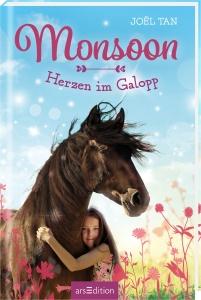 Monsoon, Bd. 02 - Herzen im Galopp