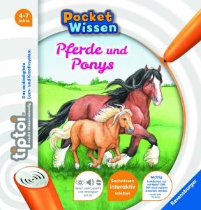 tiptoi® Pocket Wissen: Pferde und Ponys