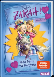 Einfach Zarah! - Bd. 02 -Volle Nuss mit Ponykuss