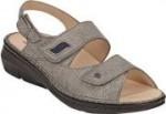 FinnComfort Damen-Sandale  SUMATRA mud/atlantic (Größe: 36)