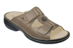 FinnComfort Damen-Sandale Pattaya  Taupe (Größe: 37)