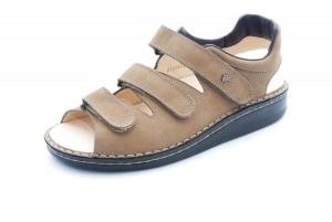 FinnComfort Sandale  Tunis Pesto (Größe: 42)