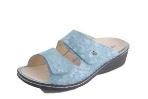 FinnComfort  Sandale Jamaika Türkis (Größe: 36)
