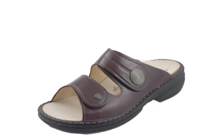 FinnComfort Sandale  Sansibar Vino (Größe: 36)