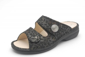 FinnComfort Pantolette SANSIBAR marron (Größe: 37)