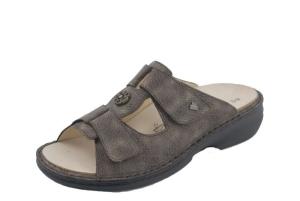 FinnComfort Damen-Sandale Pattaya Ebony (Größe: 41)
