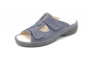 FinnComfort  Sandale Pattaya Blue (Größe: 40)