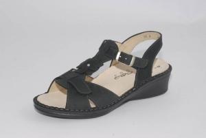FinnComfort  Sandale  Brione schwarz (Größe: 3,5)