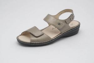 FinnSlim Damen-Sandale Manerba fango (Größe: 2,5)