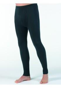 Medima Classic Herrenhose lang mit Eingriff 20% Angora, asphalt (Größe: L)