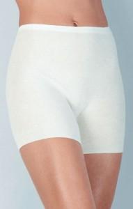 Medima Classic  Damen-Schlüpfer normal 40% Angora weiß (Größe: S)