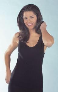 Medima Lingerie Damen-Hemd ohne Arm Kaschmir/Seide schwarz (Größe: S)