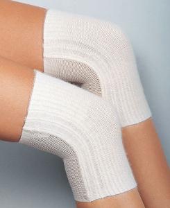 Medima Classic ThermoAS Kniewärmer tri-elastisch, haut (Größen: S = 31-38)