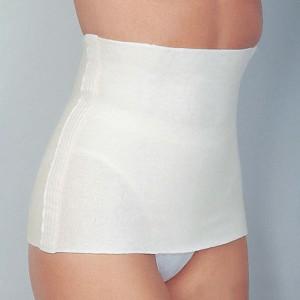 Medima Classic ThermoAS Rückenwärmer  hohe Wärmeisolation, weiß (Größe: L)