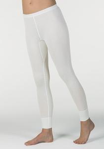 Medima Lingerie Damen-Hose lang weiß (Größe: S)