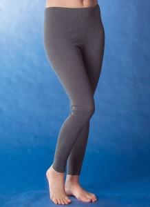 Medima  Antisept  Damen-Hose lang, asphalt (Größe: L)