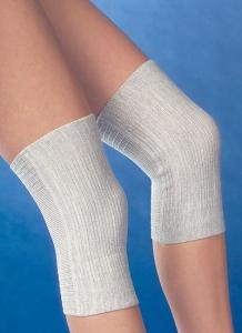 Medima Antisept  Thermo-Kniewärmer bi-elastisch, naturmelange (Größe: L)