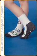 Medima Antisept Kinder-Socken, Gesicht (Größe: 10)