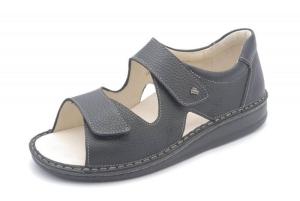 FinnComfort  Sandale  Argos-S Schwarz (Größe: 41)
