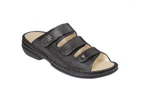 FinnComfort  Sandale Menorca-Soft  Schwarz (Größe: 36)