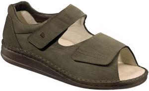 FinnComfort - Prophylaxe Sandale 96200  NubukCarat tabak (Größe: 41)