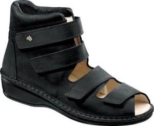 FinnComfort - Prophylaxe  Sandale 96402 Buggy Schwarz (Größe: 41)