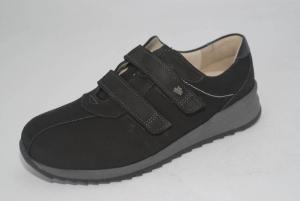 FinnComfort  Prophylaxe Damen-Halbschuh 96525 schwarz (Größe: 5)