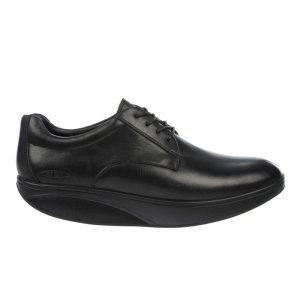 MBT Herrenschuh BALOZI Dress Luxe Plain Toe Oxford M Black (Größe: 39)