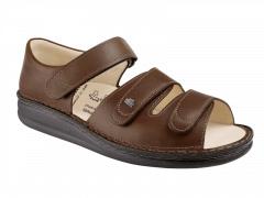 FinnComfort  Sandale Baltrum Nuss (Größe: 46)